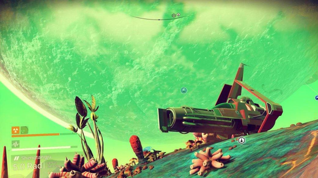 Гайд. Где в No Man's Sky Next найти новый корабль