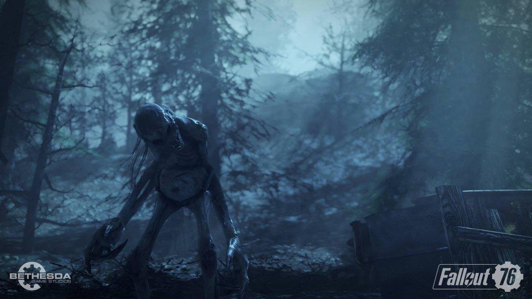 Вспоминаем мифы илегенды Западной Вирджинии из Fallout 76