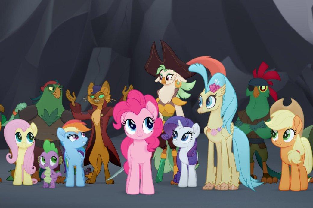 Рецензия на«MyLittle Pony вкино»