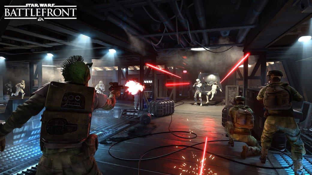 Вышло мобильное приложение SW Battlefront с карточной игрой