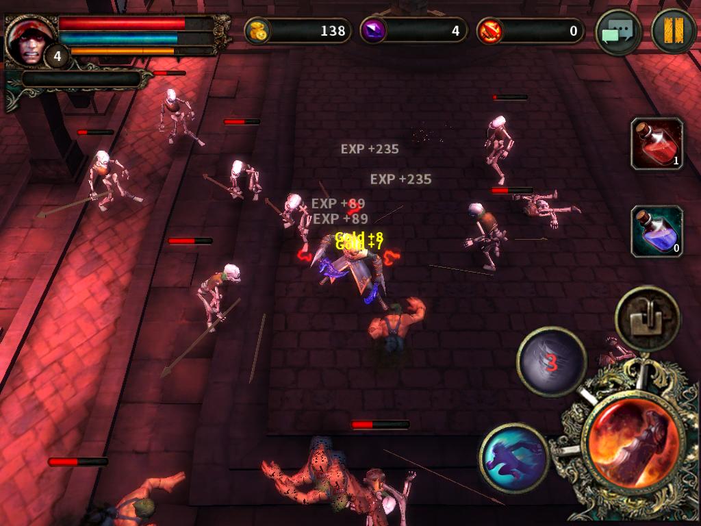 Мобильные новости за неделю: Dungeon Hunter 4 и еще шесть игр