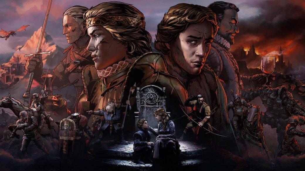 Рецензия на Thronebreaker: The Witcher Tales