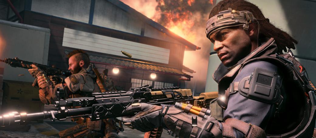 Бета-тест Call of Duty: Black Ops 4 — без джетпаков, но с тактикой