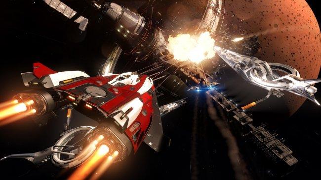 «Такими идолжны быть игры про космос»: фанаты PS4 обElite: Dangerous