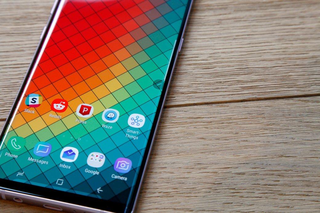 Стали известны характеристики нового флагмана  Samsung Galaxy Note 10+