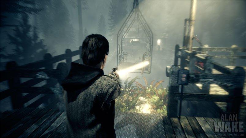 Alan Wake для PC окупился за первые 48 часов