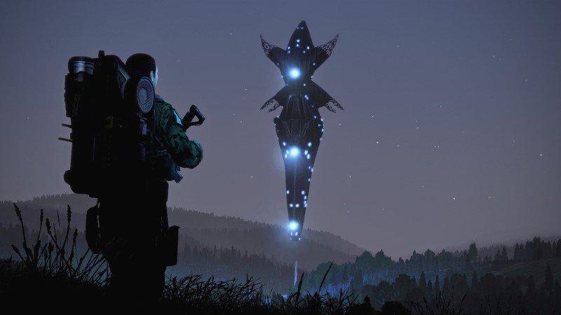 Разработчики Arma 3 анонсировали DLC про инопланетян. Но без трудностей не обошлось