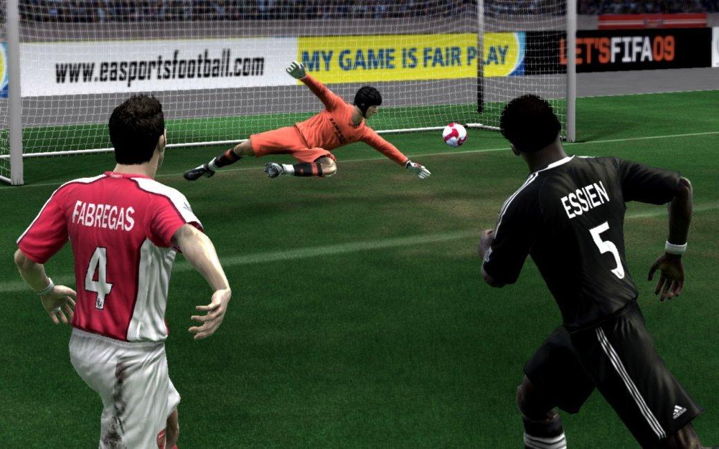 Как развивалась серия FIFA