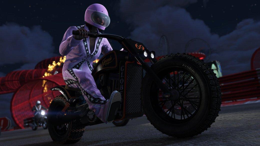 Вышло бесплатное обновление для GTA Online с15 новыми гонками
