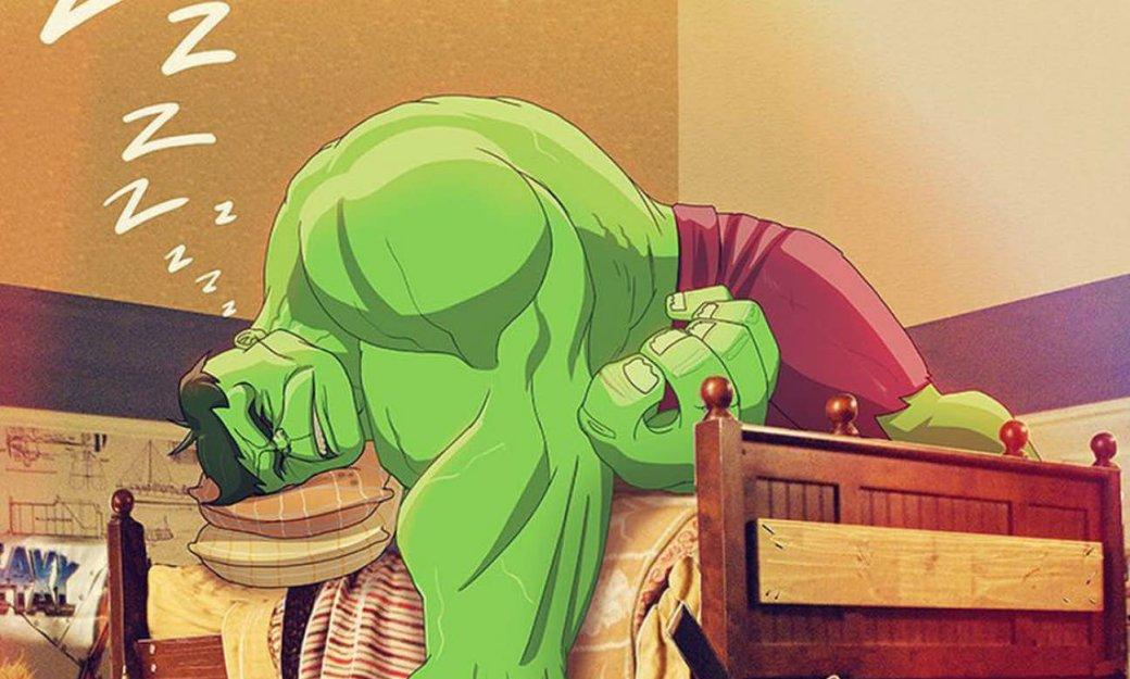 7 английских сленговых выражений, которых небылобы без комиксов (ноэто неточно)