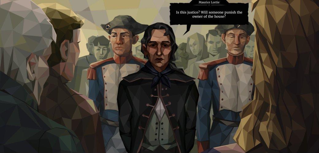 РазбираемWe. The Revolution— (несовсем) симулятор судьи вреволюционной Франции