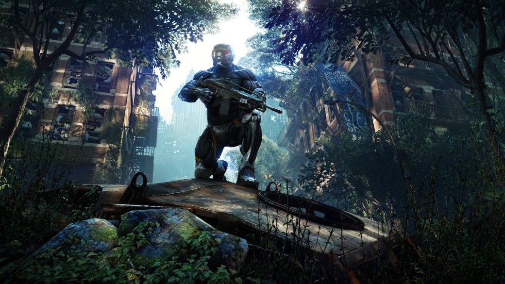 Рецензия на Crysis