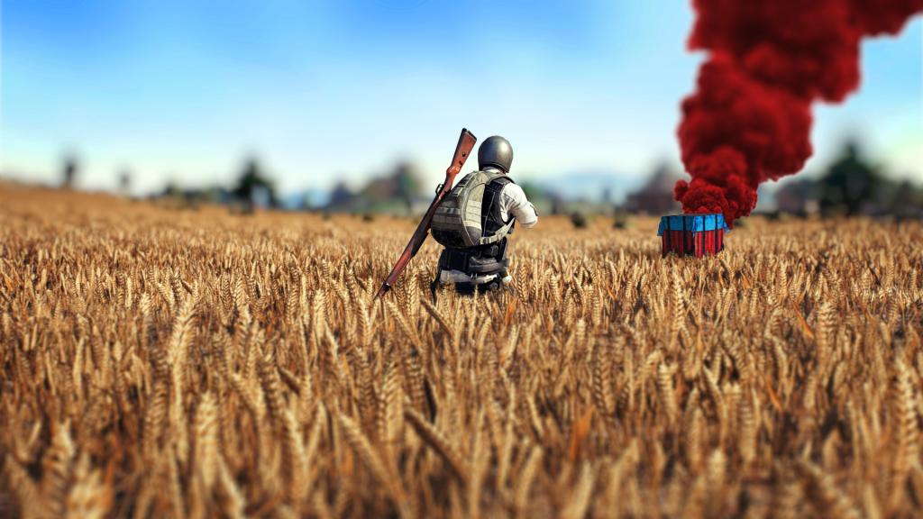 30 главных игр 2017 года. Playerunknown's Battlegrounds— главная игра года?