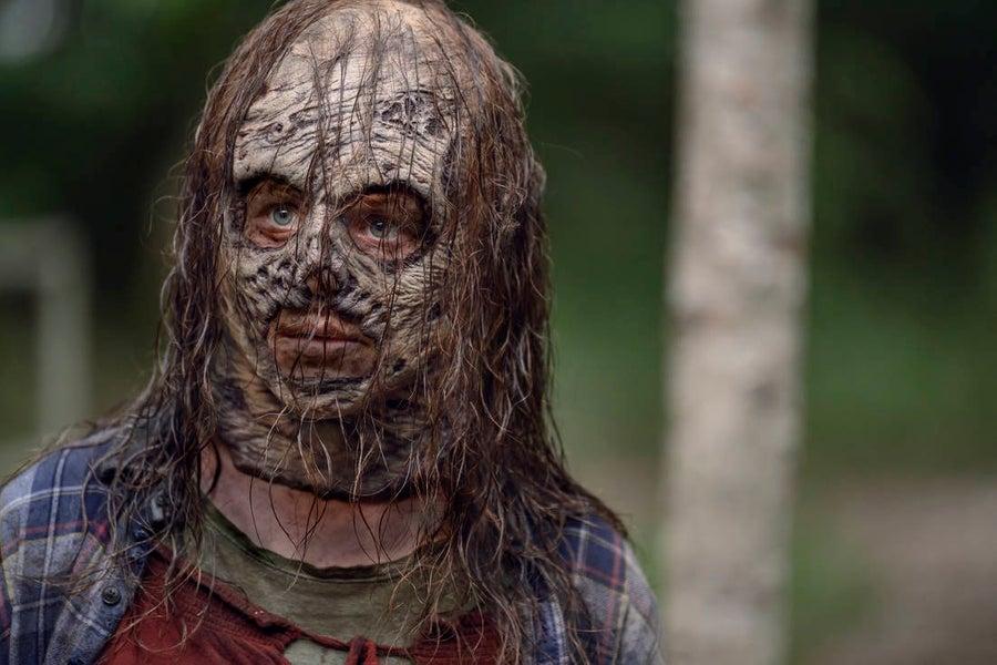 В«Ходячих мертвецах» появится еще один персонаж в маске из плоти