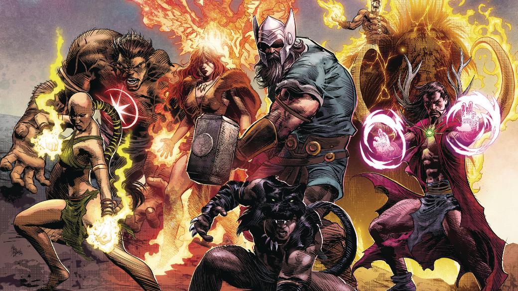 Всентябре 2017 года стартовало новое направление комиксов Marvel Legacy. Позиционировалась оно некакочередная перезагрузка всех серий издательства, акак смена курса уже текущих. Поводом стали масштабные изменения, произошедшие сперсонажами запоследнийгод. Вэтом материале ведущий направления «Комиксы» Денис Варков попробует ответить навопрос, насколько оправданно было это направление ипочему Marvel неудалось реализовать свой потенциал.