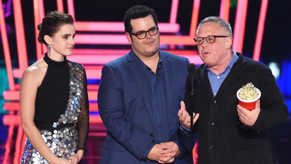 Красавица и Логан: Эмма Уотсон победила Хью Джекмана на MTV Awards