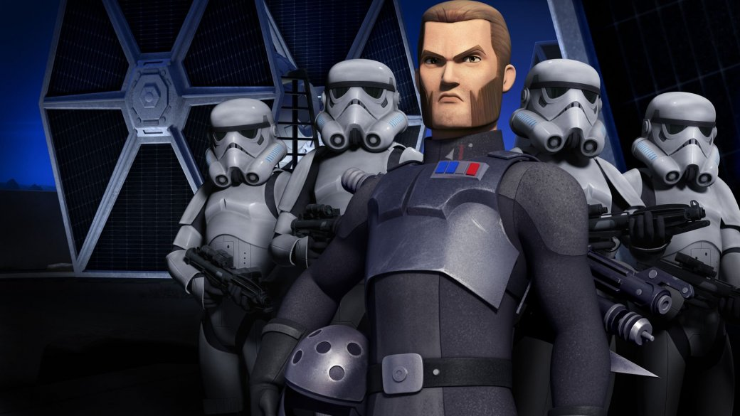 «Звездные войны: Повстанцев» заранее продлили на второй сезон