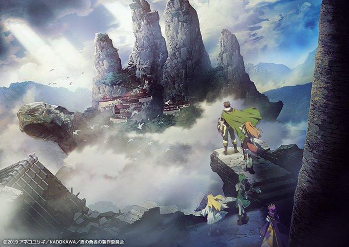Популярное аниме «Восхождение героя щита» продлили на2 и3 сезоны