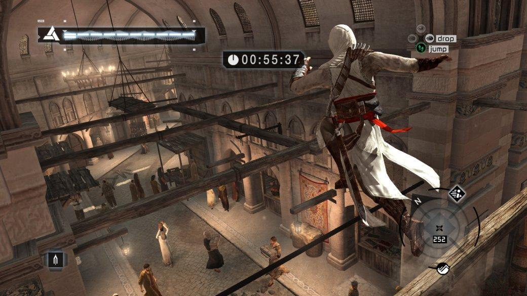 Во что превратилась Assassin's Creed