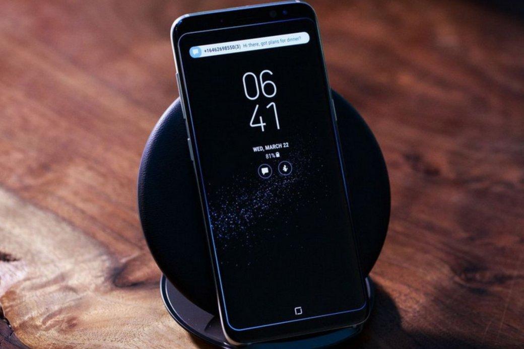 Samsung работает над графеновыми батареями для смартфонов, которые заряжаются заполчаса