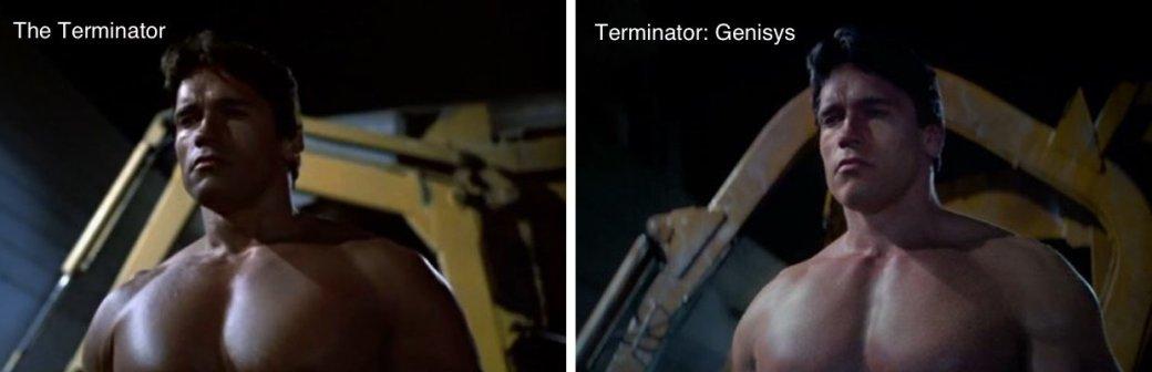 Рецензия на «Терминатор: Генезис»