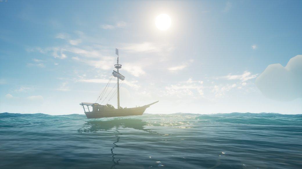 Рецензия на Sea of Thieves