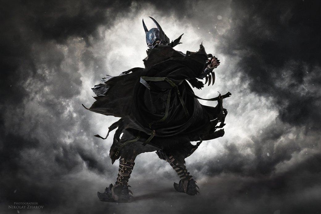 Жуткая Бэт-Джокер, словно пришедшая изночных кошмаров, вновом иочень крутом косплее