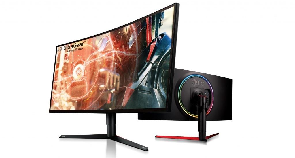 LG представила новую линейку ультрашироких геймерских мониторов