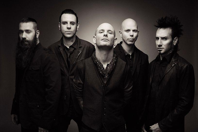 Критики сдержанно хвалят Hydrograd, новый альбом группы Stone Sour