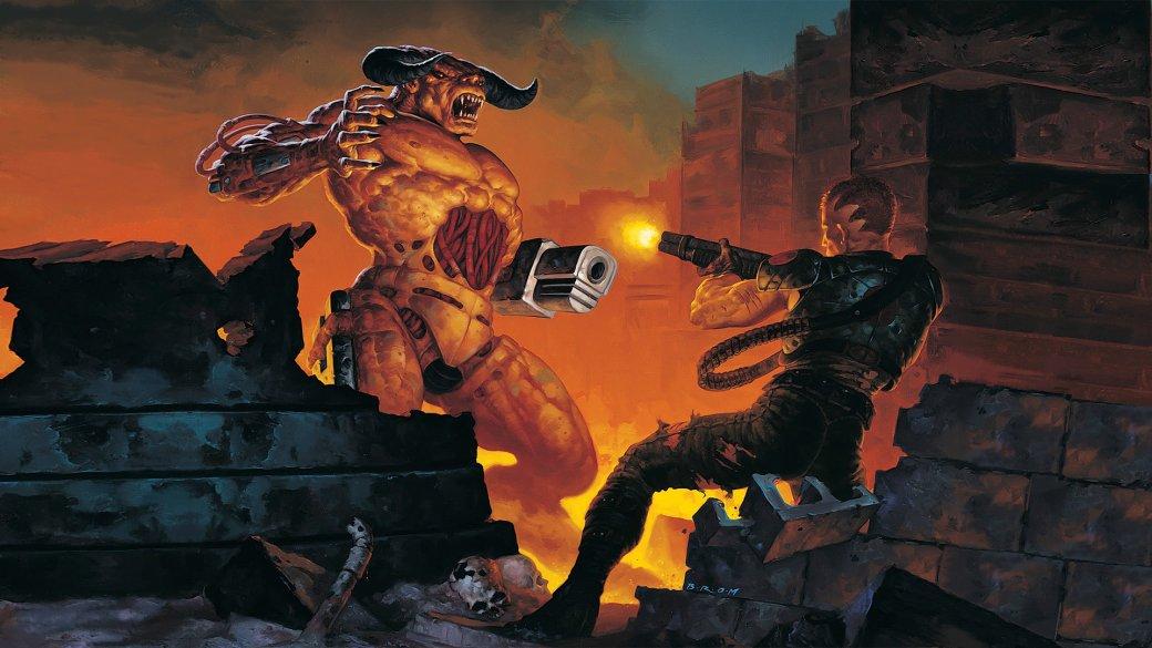 Братья Франко займутся пилотным эпизодом осоздании Doom, основанном накниге Masters ofDoom