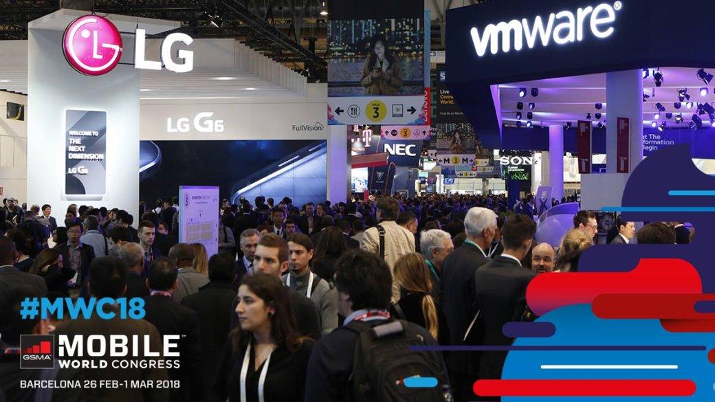 1марта вБарселоне закончилась MWC2018,<br />выставка, где крупнейшие компании традиционно<br />показывают свои самые свежие мобильные<br />устройства. Рассказываем оглавных новинках.