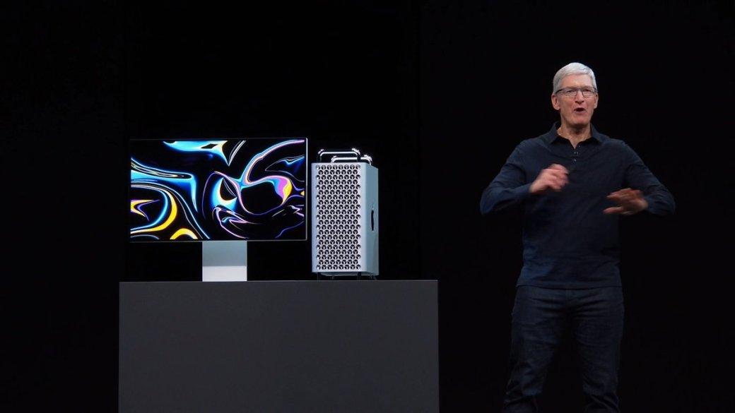 Как интернет отреагировал напрезентацию Apple наWWDC 2019