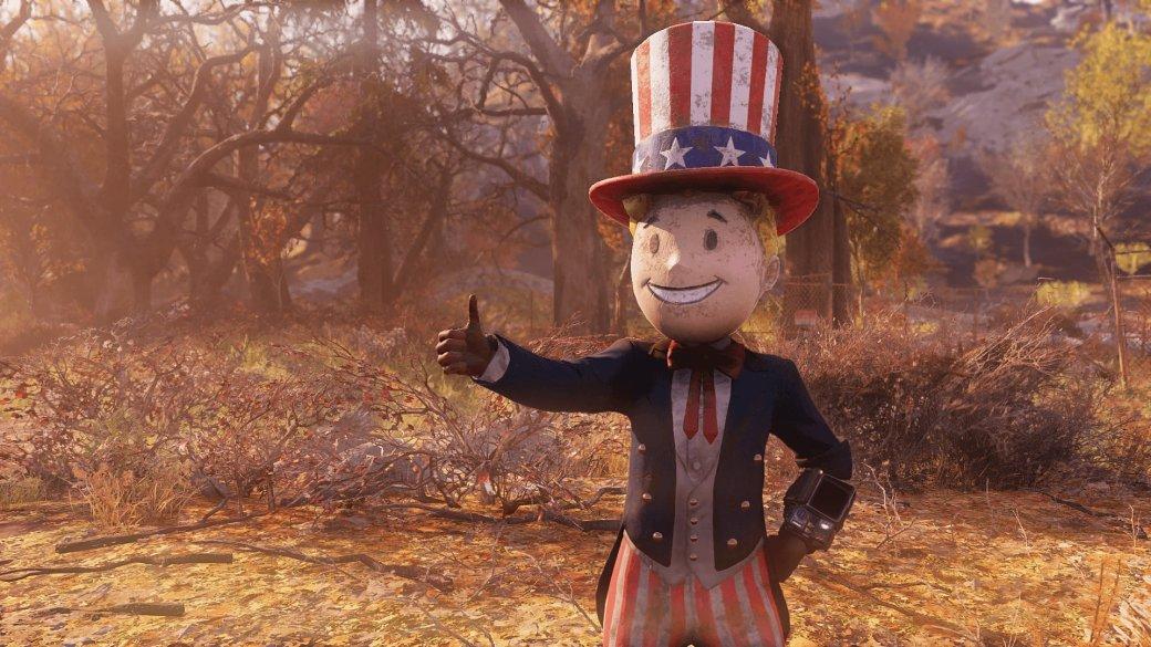 После выхода патча для Fallout 76 бездействующих игроков будут кикать с сервера через 10 минут