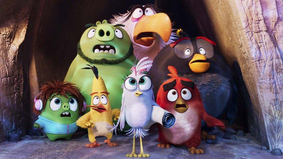 Angry Birds 2: отличная детская экранизация мобилки!