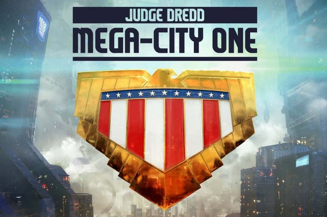 Карл Урбан непротив сыграть всериале «Судья Дредд: Мега-Сити1»