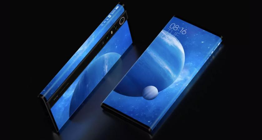 Представлен Xiaomi MiMix Alpha— флагман избудущего за180000 рублей