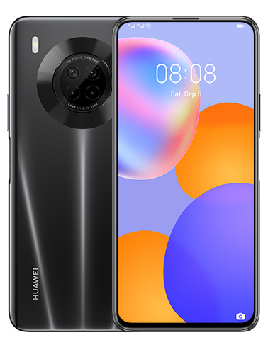 Смартфон Huawei Y9a получил выдвижную камеру ибыструю зарядку