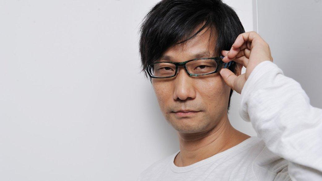 Прощай, Konami! Новая студия Хидео Кодзимы ведет переговоры с Sony