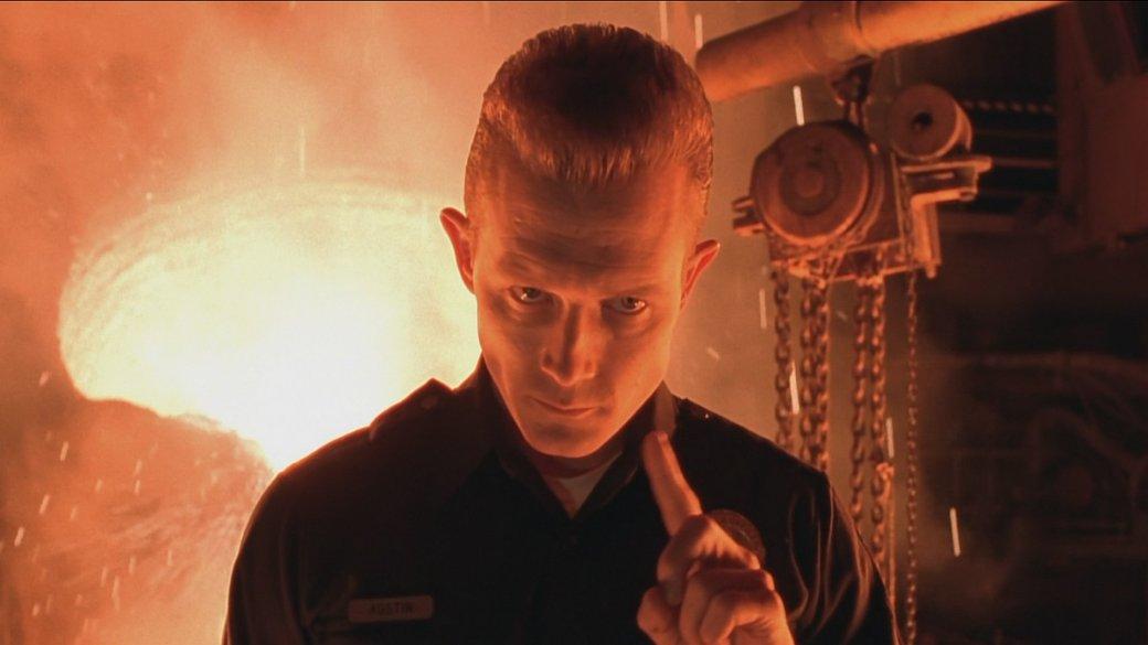 Т-1000 в «Терминаторе 2» должен был сыграть... Билли Айдол?!
