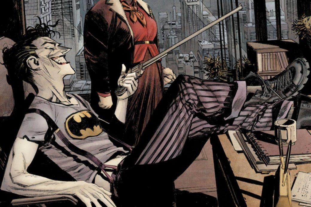 25марта вышел финальный выпуск комикса Шона Мерфи Batman: Curse ofthe White Knight, события которого навсегда перевернули жизнь Готэма.
