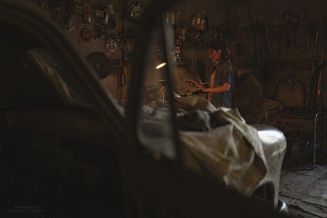 Опасное путешествие Элли вновом крутом косплее The Last ofUs:Part II