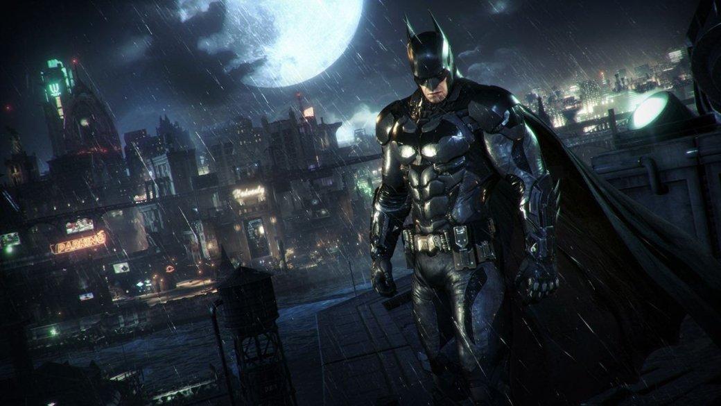 Трейлер Batman: Arkham Knight отложен