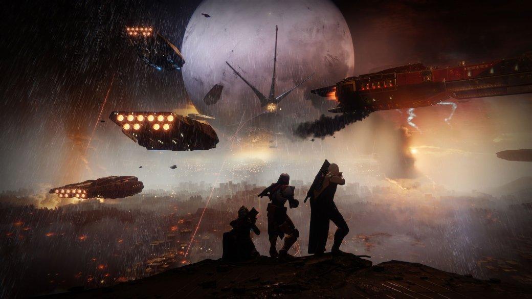 Первую Destiny много зачто критиковали, нозапосредственный сюжетный режим ейдоставалось сильнее всего (первое время). Ноэтоже MMO-шутер, как втаком жанре можно придираться сюжету? Авот можно, особенно когда игру делает Bungie, авторы серии Halo— одного изсамых сильных сюжетных шутеров вистории. При таком бэкграунде воригинальной Destiny небыло ничеткой истории, нипостановки, низапоминающихся героев, авесь лор был запрятан вкарточках насайте игры. Ситуация немного исправилась только вDLC. Смоглали Destiny 2 побороть все эти проблемы уже настарте или нам снова придется ждать дополнений?