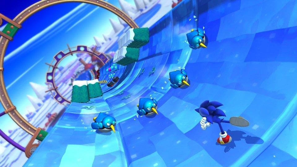 Рецензия на Sonic: Lost World
