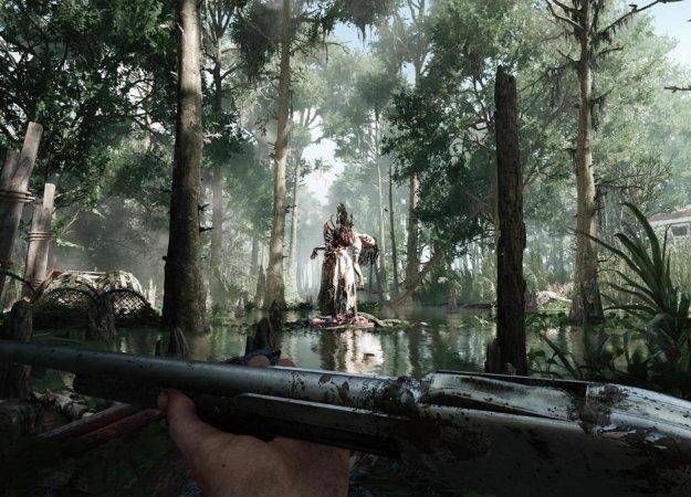 Геймплей сетевого шутера Hunt: Showdown отавторов Crysis сE3 2017