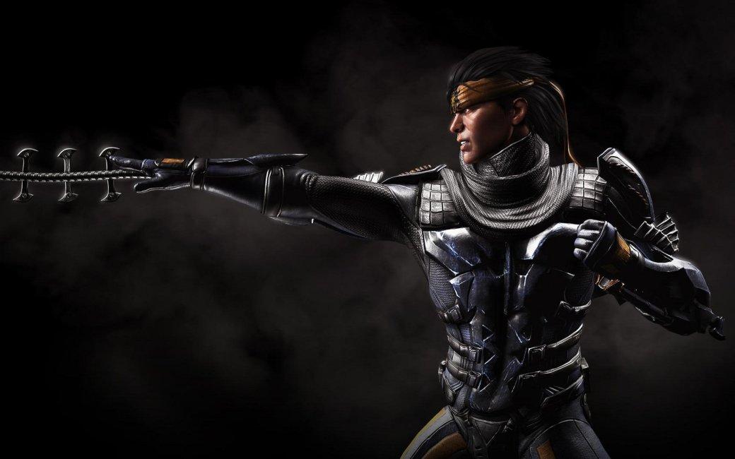 30 лучших игр 2015 года: Mortal Kombat X
