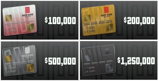 Стали известны цены на пакеты игровой валюты в Grand Theft Auto Online