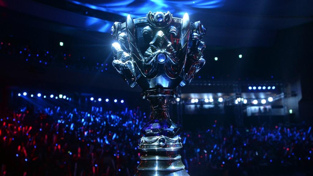 Расписание Чемпионата мира 2018 по League of Legends