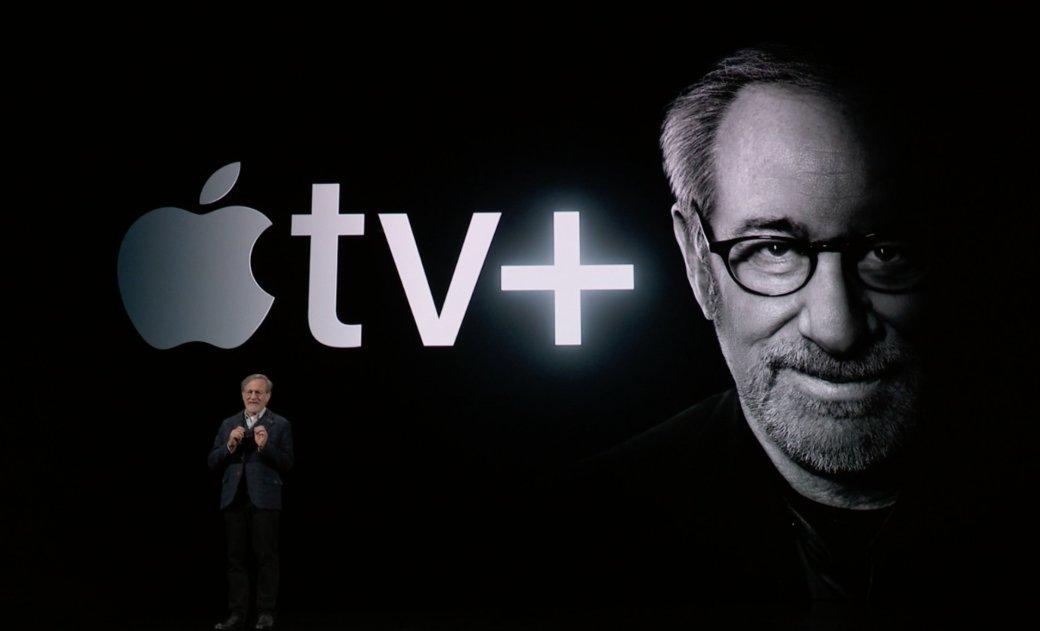 Apple анонсировала стриминговый видеосервис поподписке Apple TV+ сэксклюзивами