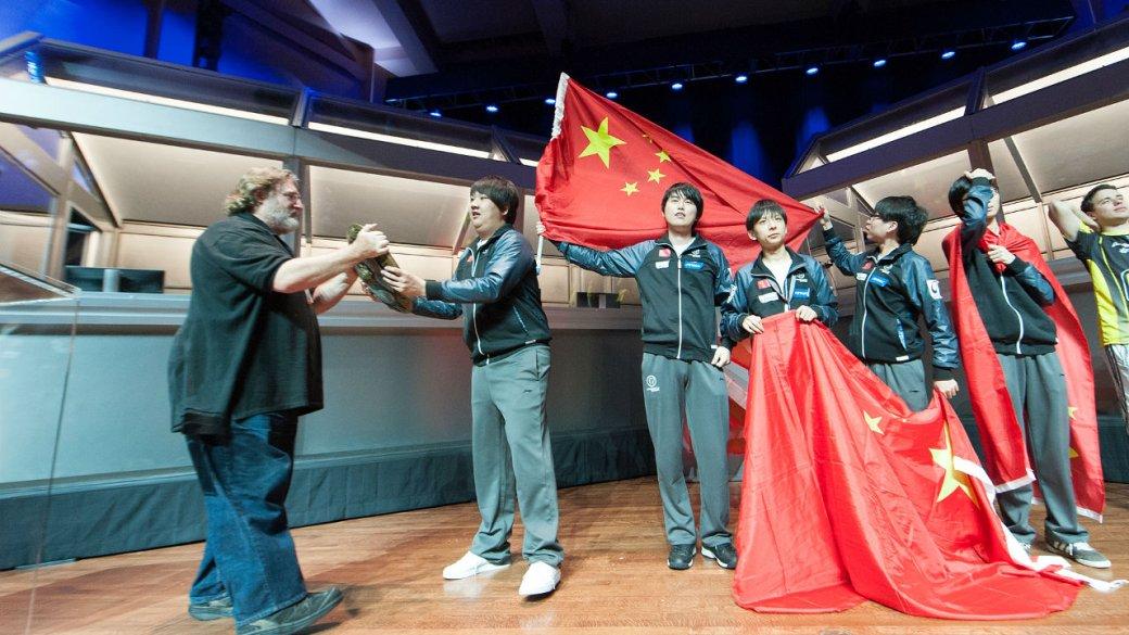 Закубок России покиберспорту будут бороться китайцы